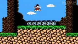 [ч.02] Нарезка видео из игр Dendy (NES)