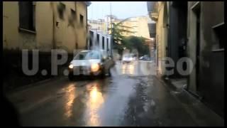 preview picture of video 'Disagi in via Fardella e via Grandi - Santa Maria Capua Vetere'