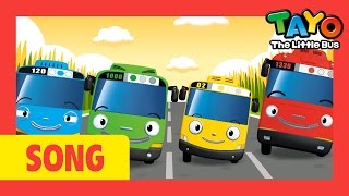 Tayo Song London Bridge Is Falling Down L Nursery Rhymes L Tayo The Little Bus