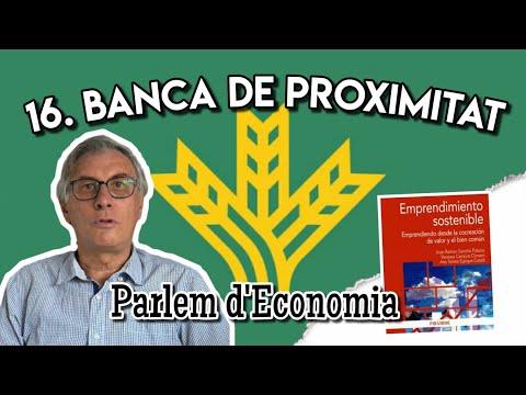 16 - La banca de proximidad; banca social y cooperativa[;;;][;;;]