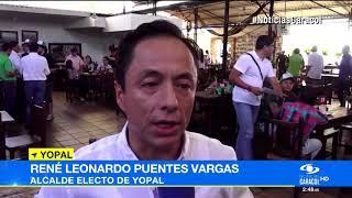 ELECTORES ESPERAN UN CAMBIO EN YOPAL