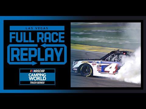 NASCAR ペンゾイル400(ラスベガス・モーター・スピードウェイ)フルレース動画