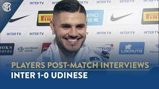 """INTER 1-0 UDINESE 