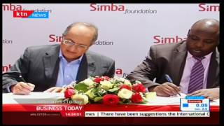 Business Today 23rd March 2017 - [Part 1] - Simba corporation invests in Kenya youth