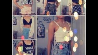☯☮Summer Hipster Outfits Part 1