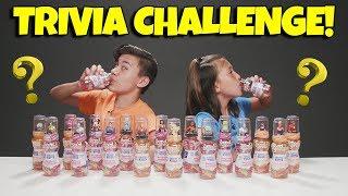 PODZ TRIVIA CHALLENGE!!! Brother VS. Sister Quiz Show!