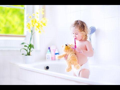 Zähne putzen beim Baby | Hebammenwissen
