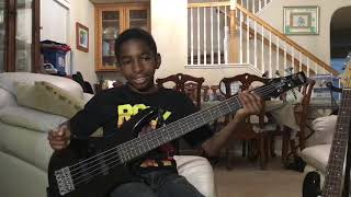 You Are My Heaven, by Donny Hathaway & Roberta Flack (Bass Cover)