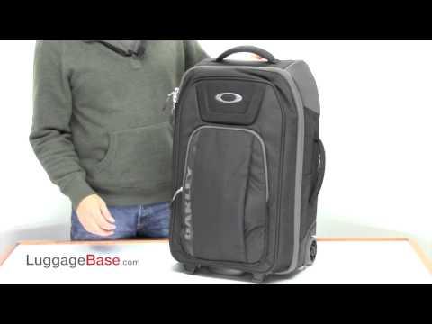 Oakley Works 45L Roller – LuggageBase.com