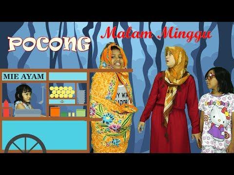Pocong Malam Minggu | Cerita Horror