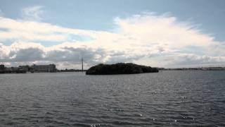 preview picture of video 'The Southport Belle's Tour of The Marine Lake'
