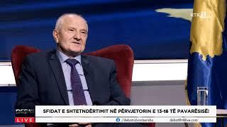 Debat - Sfidat e shtetndërtimit në përvjetorin e 13-të të Pavarësisë! 16.02.2021