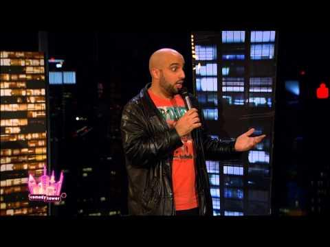 Abdelkarim über die Opfer-Klamotten seiner Kindheit, Jugendsprache und Terrorismus - Comedy Tower