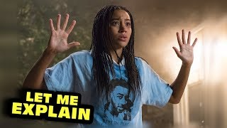 The Hate U Give Surprised ME