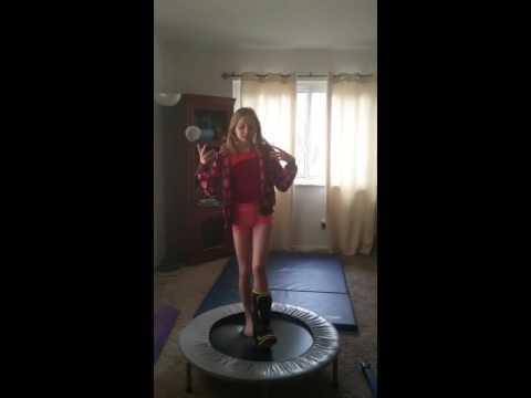 My home gymnastics equitment