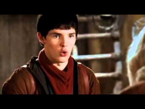 Merlin S01E01 -Merlin meets Gaius-
