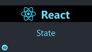ReactJS Tutorial - 10 - State