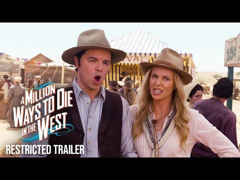 A Million Ways to Die in the West (Red Band Trailer)
