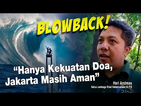 [PART 2] Heri Andreas: Potensi Tsunami Jakarta Bisa Satu Setengah Meter