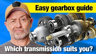 Transmission Comparison: Manual - Auto - Dual Clutch - CVT | Auto Expert John Cadogan | Australia