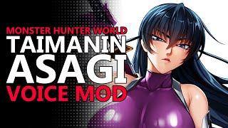 Taimanin Asagi Voice Mod