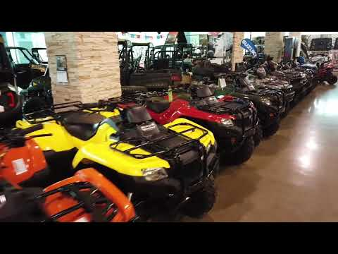 2020 Honda FourTrax Recon ES at Kent Powersports of Austin, Kyle, TX 78640