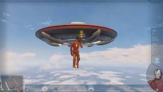 Bí ẩn GTA 5 - Khám phá bí mật bên trong UFO của FIB
