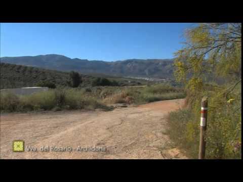 Der Große Wanderweg Málagas. Etappe 12: Villanueva del Rosario – Archidona (Deutsch)