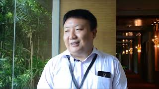 Dr. Xing Fan at CCECP Conference 2016 by GSTF Singapore