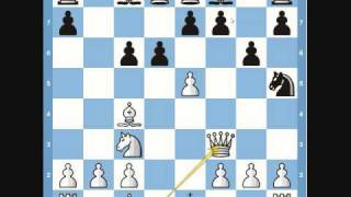 Chess Traps: Magnus Smith Trap (Sicilian Defense)