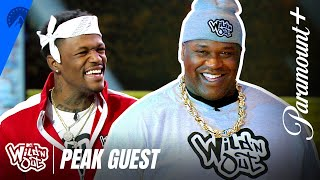 Peak Guests: Athlete Edition 🏀🏈 ft. Shaquille O'Neal, Amar'e Stoudemire & More   Wild 'N Out