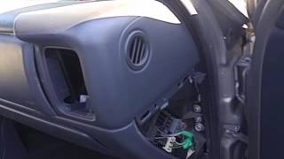 2001 Chevy 1500 Heater Core Replacement Part 1