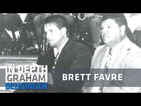 Brett Favre: Dad never said I made him proud