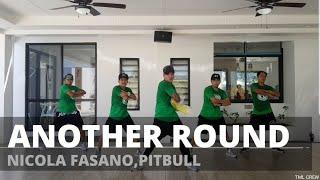 ANOTHER ROUND by Nicola Pasano,Pitbull | Zumba | Pop | Kramer Pastrana