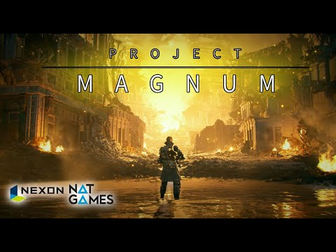 Looter Shooter Project Magnum by NAT Games Teases Gameplay in New Trailer