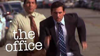 SpeedOMeter  - The Office US