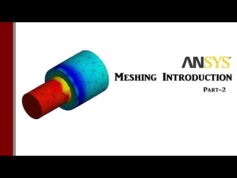 Damping in ANSYS workbench | ANSYS 19 1 TUTORIAL - смотреть онлайн