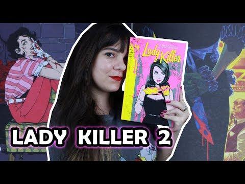 Lady Killer Vol. 2 - Joelle Jones [RESENHA]