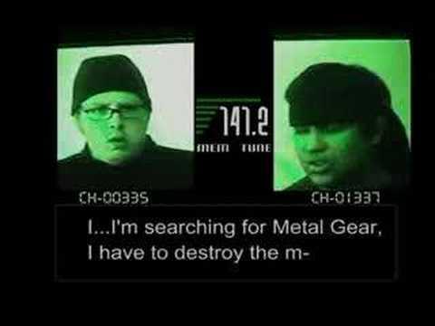 Mega64: Metal Gear Solid
