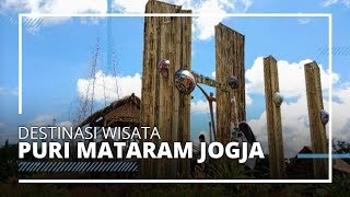 Puri Mataram, Destinasi Wisata Berkonsep Taman Alam Instagramable di Yogyakarta