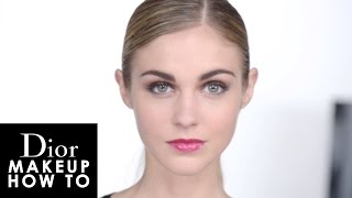 Dior Makeup How To: Preparar Y Rellenar Los Labios Con Lip Maximizer