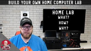 What Is A HomeLab?  How Can You Build Your Own And Why Its Useful!
