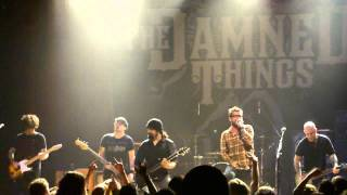 "The Damned Things - ""Bad Blood"" (Live in San Diego 8-13-11)"