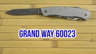 Grand Way 60023 - відео 1