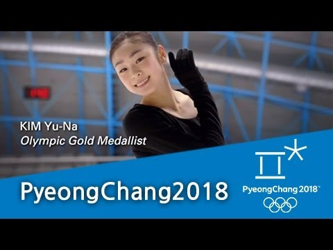 Yuna Kim introduces PyeongChang, 2018 Winter Olympics