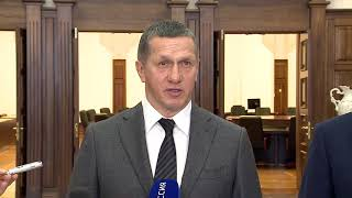 Вице-премьер Юрий Трутнев провел встречу с жителями региона, получившими земельный надел