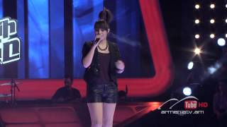 Gayane-I Who Have Nothing vs. Lilit-Love On Top -- The Voice of Armenia - The Knockouts - Season 3
