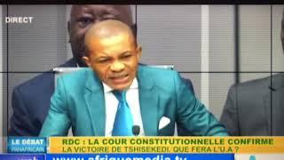 PAUL KAGAME AVAIT CHASSÉ LA DÉLÉGATION RDC AU SOMMET DE HAUT NIVEAU DE L'UA.