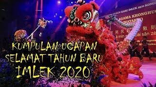 Cocok Dibagikan via WhatsApp, Ini Kumpulan 15 Ucapan Selamat Tahun Baru Imlek 2020
