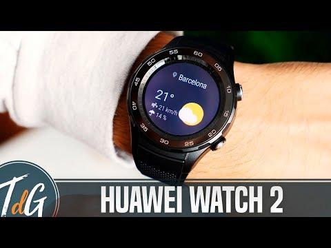 Huawei Watch 2, review en español